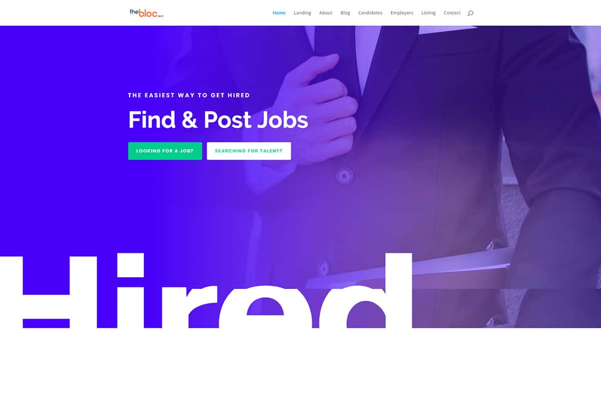 Job Recruiter Demo