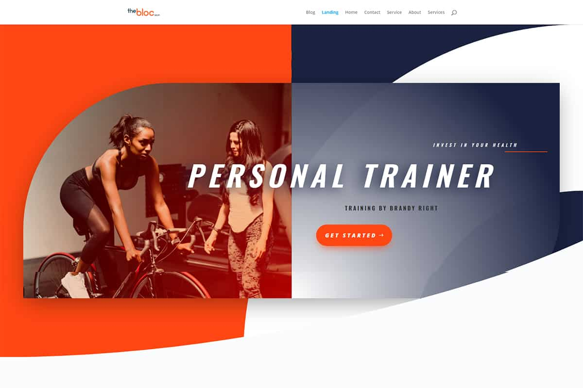 Personal Trainer Demo