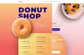 Donut Shop